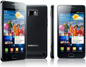 Samsung handset sales pass 300 million in 2011