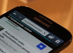Käyttäjämme testasivat: SGS4 - Lue testiraportit, osallistu keskusteluun ja voita S4 omaksi!