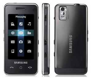Samsung hävitti puhelimensa näppäimet