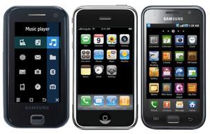 Samsung saa nähtäväkseen Applen ja HTC:n sopimuksen