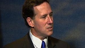 Santorum accuses Google of discrimination
