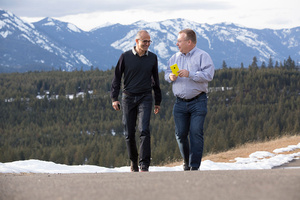 Former Nokia CEO Stephen Elop and others leave Microsoft