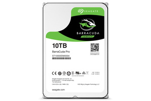 Seagate reveals 10TB Barracuda HDD