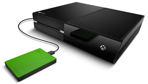 Game Drive for Xbox provides 2TB external storage via USB 3.0