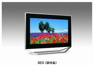 SED-televisiot myöhästyvät jälleen