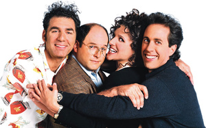 Seinfeld korvaa Frendit Netflixissä, ensimmäistä kertaa 4K:na