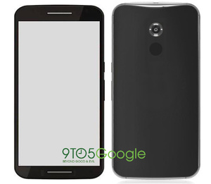 Mock picture plus specs revealed for Motorola Nexus 6, aka 'Shamu'