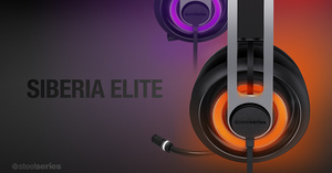 SteelSeries lancerer Siberia Elite-headset med virtuel 7.1-surround
