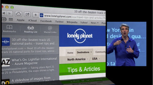 WWDC: Apple shows off new Safari with better performance than Chrome, Firefox