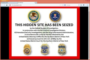 How did the FBI locate the Silk Road?