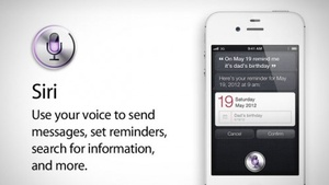 Report: Apple's Siri works poorly