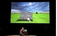 Videoita Sixensen liiketunnistusta hyödyntävistä ohjaimista