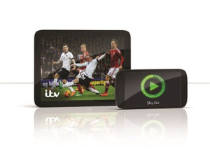 Sky Go gets ITV channels in time for World Cup