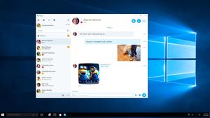 Uuden universaalin Skypen testaus alkaa