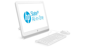 HP shows off new 21.5-inch AIO running on Android