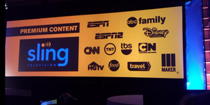 Here is a demo video of the new 'cable-killer' Sling TV service