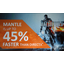 AMD: Battlefield 4 jopa 45% nopeampi Mantle-rajapinnalla