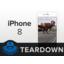 iPhone 8 pistettiin osiin – Tällaisia komponentteja puhelimen sisältä löytyy