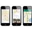 Googlen kartat saa taas iPhoneen
