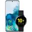 Galaxy S20 -sarjan puhelimen ostajat saavat nyt kaupan päälle Galaxy Watch Active2 -älykellon