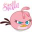 Rovio julkaisi uuden lintupelin: Angry Birds Stella