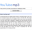YouTube MP3 download sites targeted by music industry