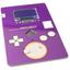 Kaipaako käyntikorttisi jotain uutta? Tässä käyntikortti, jolla voi pelata Tetristä!