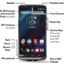 Manuaali nettiin: Motorolan huippuluuri paljastui ennenaikaisesti