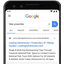 Google changes Search results design