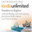 Amazon's Kindle Unlimited ebook service is official