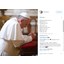 The Pope is now on Instagram