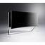 Samsungin 105-tuumainen UHD-televisio taipuu nappia painamalla