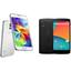 Titaanien taisto: Samsung Galaxy S5 vai LG Nexus 5?