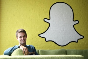 Snapchat CEO: Ads are coming soon