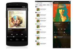 Sonos refreshes mobile apps, adds universal search