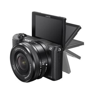 """Sonyn peilitön A5100-kamera on """"maailman pienin"""""""