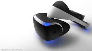Sony unveils its VR headset: Project Morpheus