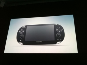 Sony unveils New Generation Portable (PSP 2)