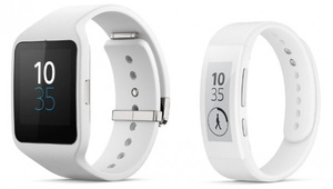 IFA: Sony unveils two new smart wearables