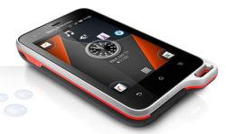 Sony Ericsson unveils Xperia active smartphone