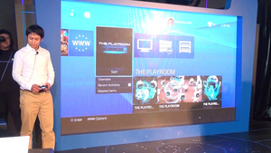 VIDEO: PS4 dashboard demo from Hong Kong event