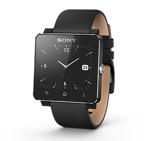 Sony SmartWatch 2 unveiled, with NFC pairing and sleek water-resistant design