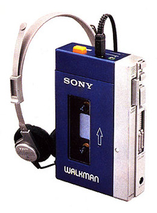 R.I.P: The Sony Walkman cassette player
