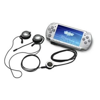 PSP Skype headset coming to the US