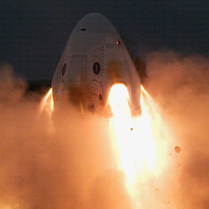 SpaceX runs successful Crew Dragon tests after explosion
