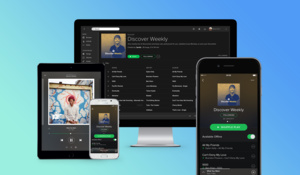 Spotify acquires two startup apps to beef up music discovery software