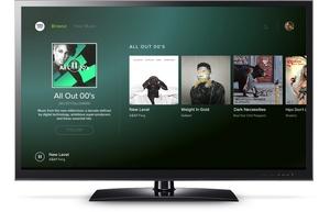 Spotify isolle näytölle: Android TV -sovellus julkaistu