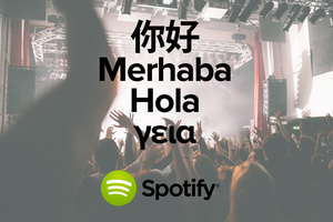 Spotify streaming music expands to Argentina, Greece, Turkey and Taiwan