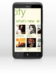 Spotify makes it to Windows Phone 7