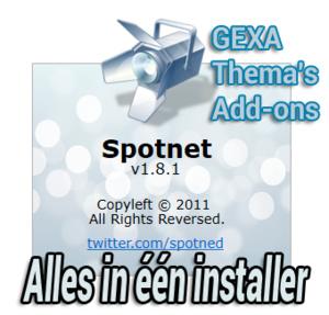 Spotnet Plus  - alles-in-een pakketje
